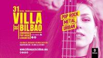 Conciertos Concurso Pop Rock Villa Bilbao 2019