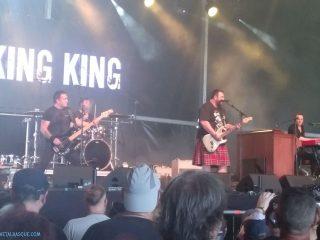 King King 1 Rock Fest 2019